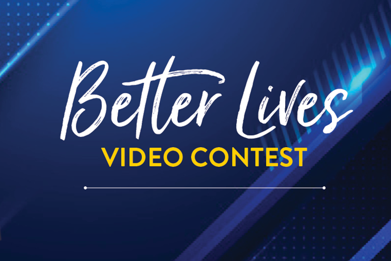 Better Lives Video Contest